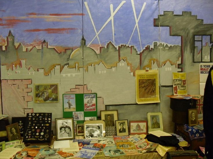 WW2 display idea