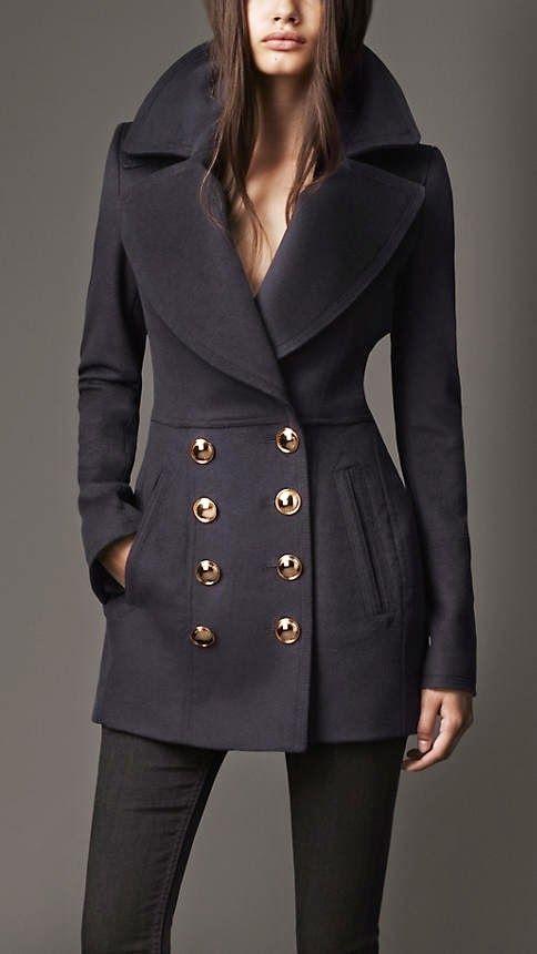 Stylish Burberry Coat