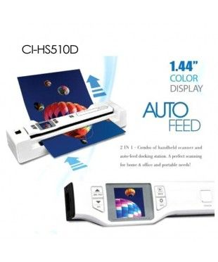 2 in 1 Photo and Document Scanner