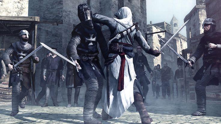 Assassin's Creed 1 PC Screenshots