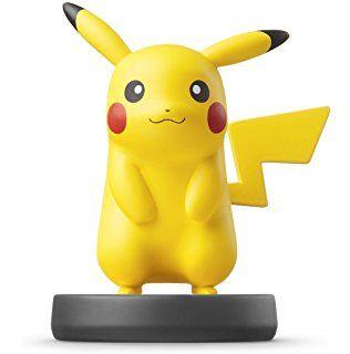 Pikachu amiibo (Super Smash Bros Series)