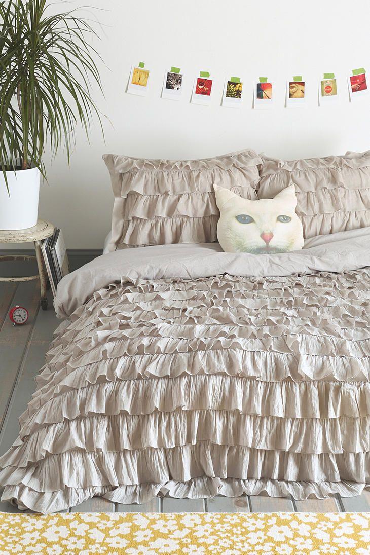72 Best Grey Duvet Cover Queen Images On Pinterest Duvet