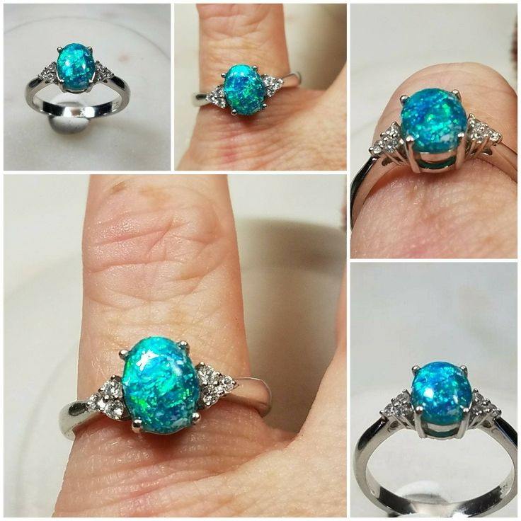 Memorial Ash Vintage Sterling Silver Cremation Ring Memorial Ash Cremation RingPet Memorialmore than 90 Color Options