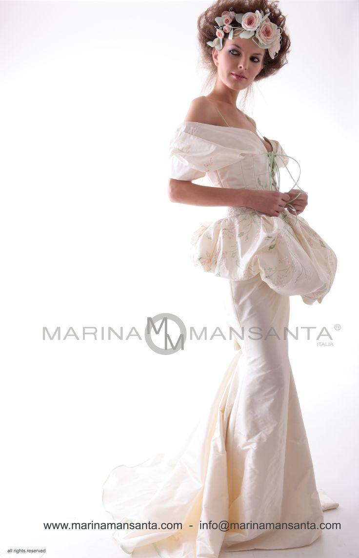 MARINA MANSANTA Collezione Muse, Modello Evita