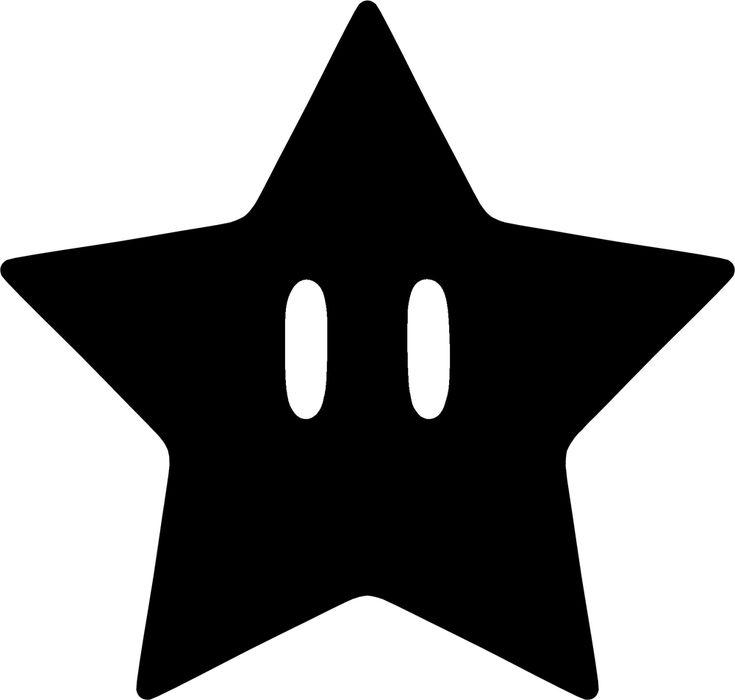 silhouette super mario - Recherche Google