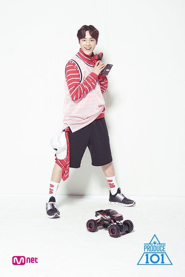 Joo Hak Nyeon | Cre.Ker Entertainment | Produce 101 - Season 2