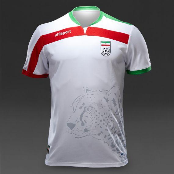 Uhlsport Iran Home Shirt