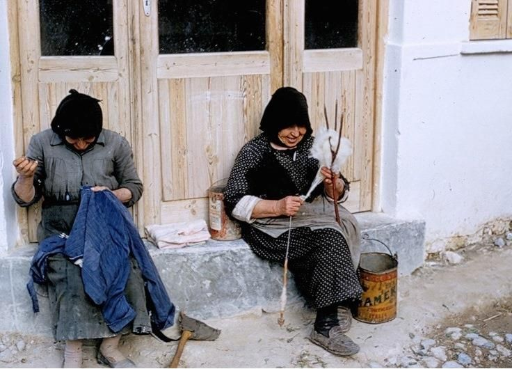 Crete....1950's by Harold Smeder