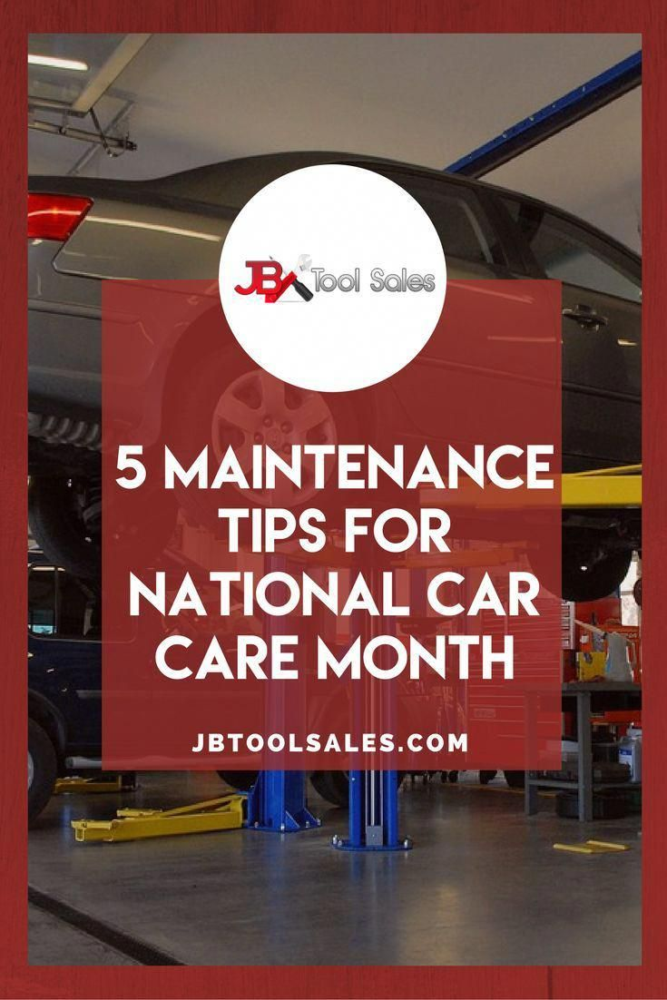 April Is National Car Care Month Read Now Or Pin For Later Auto