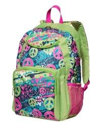 Perfect school backpack for girls