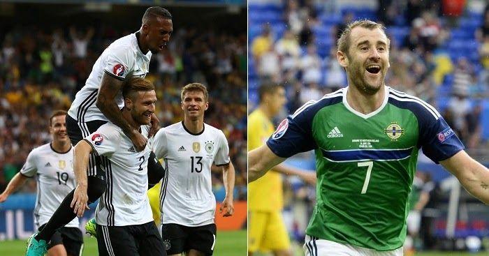 Alemania vs Irlanda del Norte en vivo Eurocopa 2016   Futbol en vivo - Alemania vs Irlanda del Norte en vivo Eurocopa 2016. Canales que pasan Alemania vs Irlanda del Norte en vivo enlaces para ver online fecha y hora.