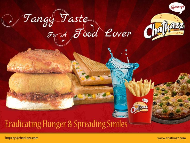 We are the fast food franchise in India. Food, like vadapav, sandwich, french fries, garlic bread, and mock tail and many more