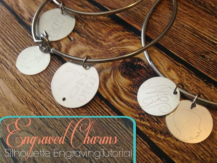 Engraving with Silhouette: 7 Tips to the Perfect Engraving