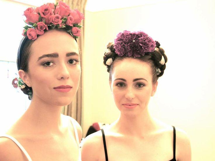 Freda kahlo inspired shoot