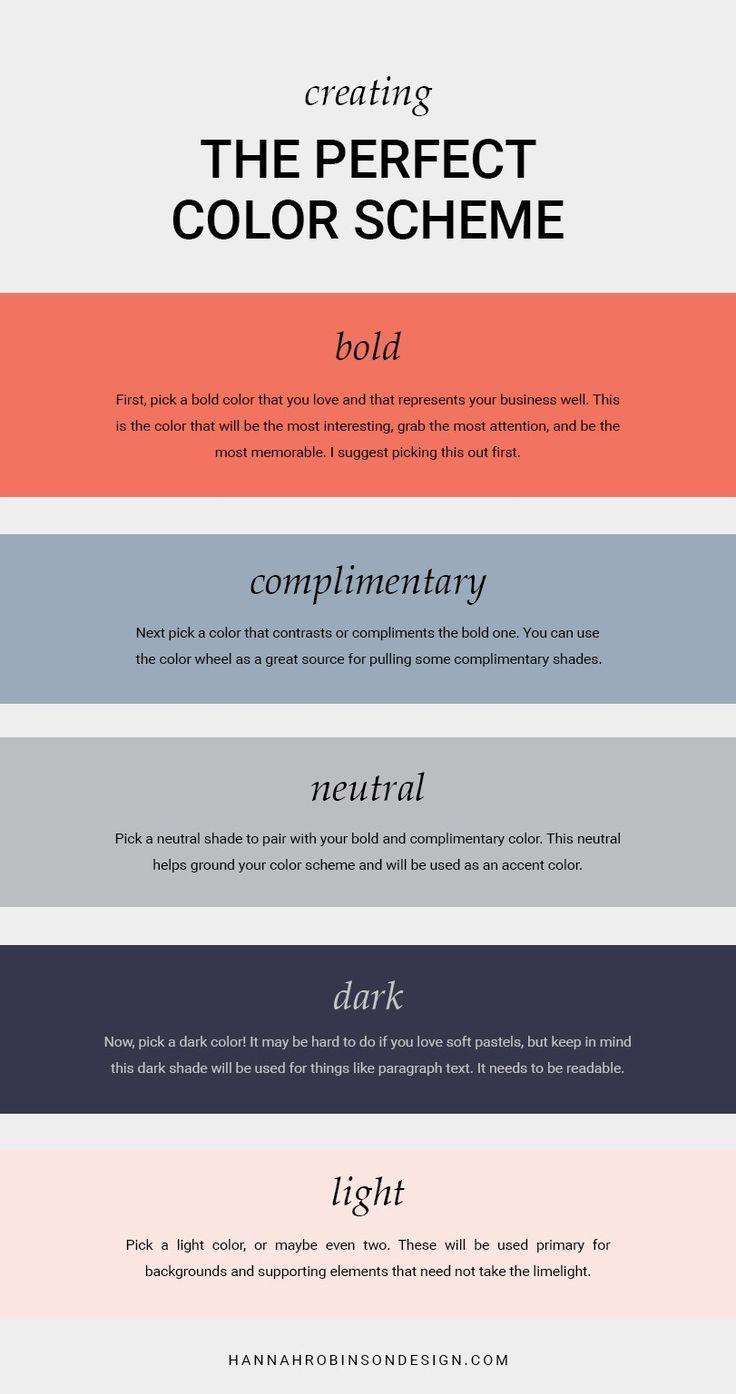 Wie man das perfekte Farbschema erstellt – ODER ic…