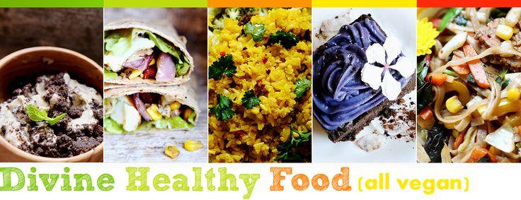 Divine Healthy Food