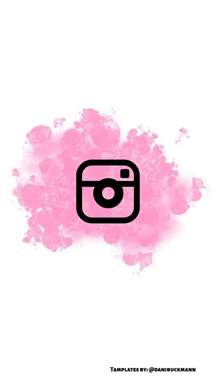 Instagram Instagram Wallpaper Instagram Logo Pink Instagram