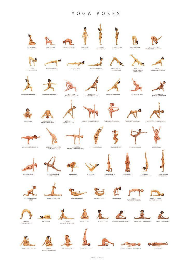 Yoga Poses Yoga J 243 Gov 233 Cvičen 237 Cvičen 237 J 243 Gy A Cvičen 237