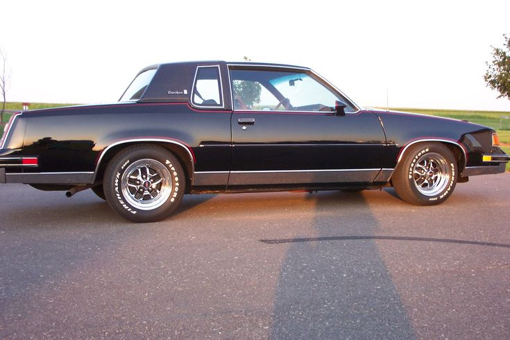Image detail for -1987 Oldsmobile Cutlass Supreme - Pictures - 1987 Oldsmobile Cutlass ...
