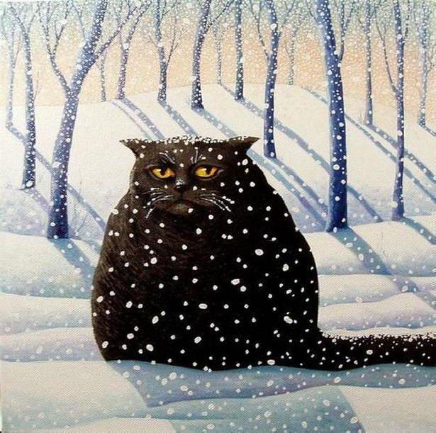 Snowy - Vicky Mount