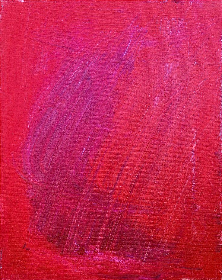 nº 3 #expoLaSirena #acrylic #canvas #smallformat 24x19 #color #abstractpainting #MaiteGrauArt