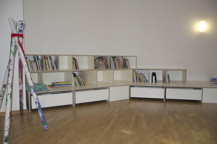 atelier linguaggi visuali nido/scuola d'infanzia PICCOLI&grandi, Milano