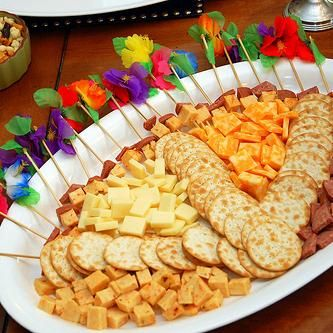 Meat Cheese Platter - InfoBarrel Images