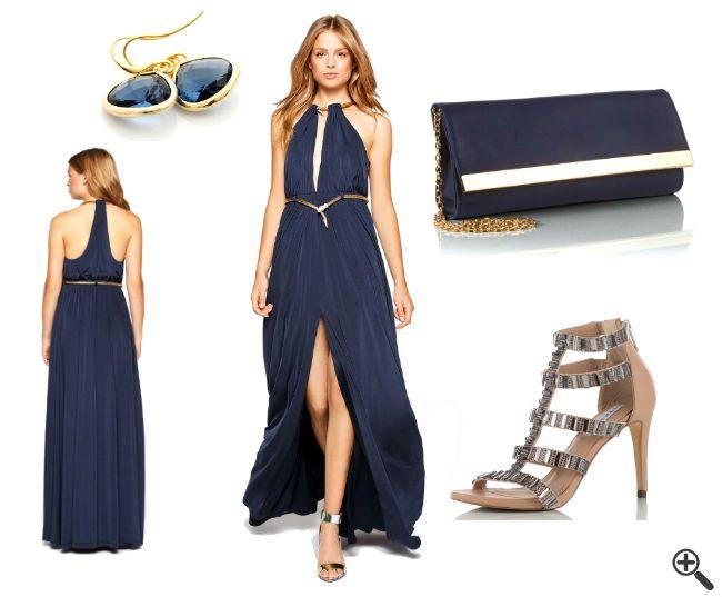 96 besten Abendkleider Bilder auf Pinterest | Abendkleider ...