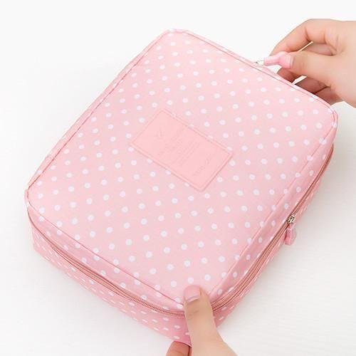 Cosmetic Ladies Travel Organizer $10.99 www.missmolly.com.au #missmollyau #accessories #handbag #fashion #bag #tote