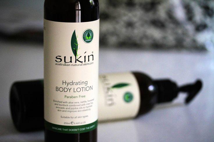 Nice Gluten Free Blog - Sukin Skincare