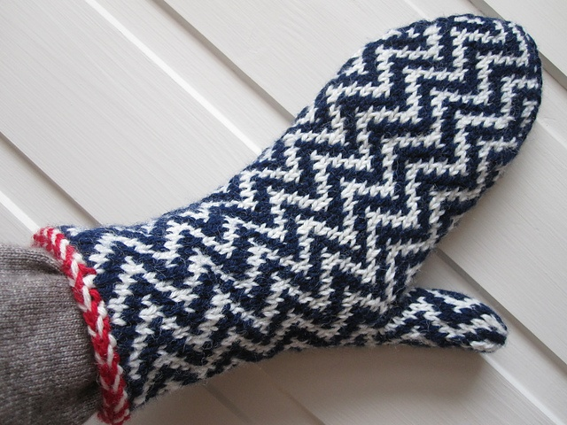 mittens to knit