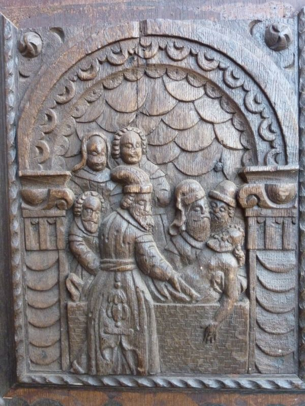 Best rare medieval antique wood carvings and thc