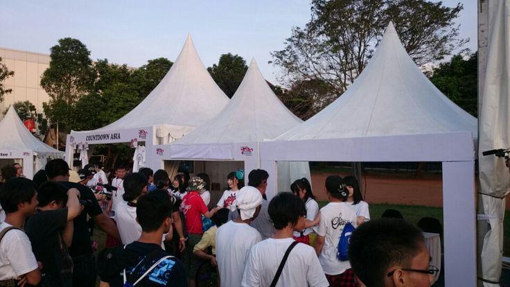 Kamen Joshi meet fan's