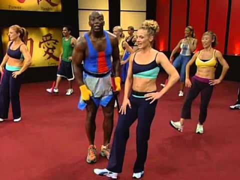tae bo workout. - for real need to do this!