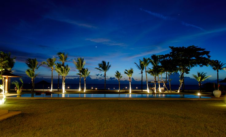 Villa Jenna at Natai   Phuket - Warme Nächte direkt am Strand