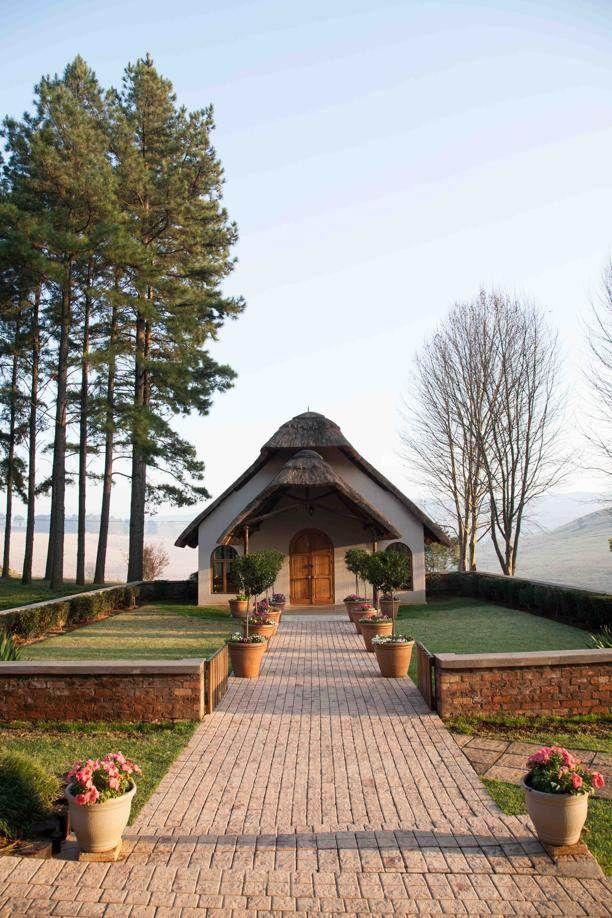 Granny Mouse Country House's Chapel. KZN Midlands Weddings: www.midlandsmeander.co.za