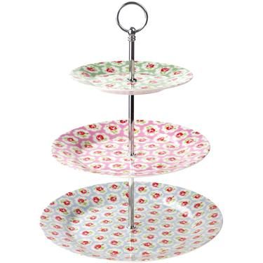 Cath Kidston - Provence Rose Cake Stand
