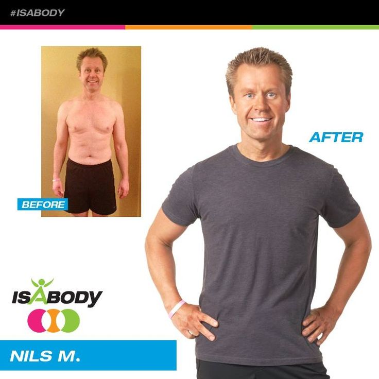 Another great Isagenix Success Story! Nils M. had fantastic results after completing his Isabody Challenge. #beforeandafter. Click here to learn more: http://www.bryanwilliams.isagenix.com/