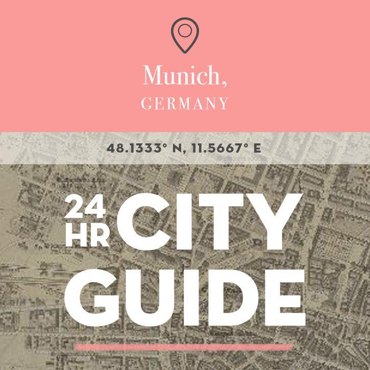 24 Hours in Munich, Germany | Design*Sponge | Bloglovin'