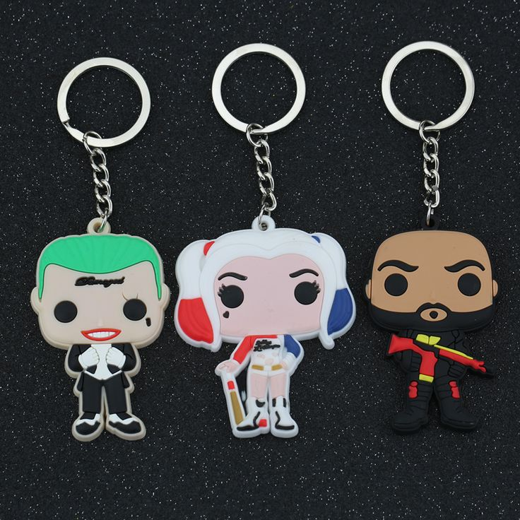 Suicide Squad Keychain - $ 5.95 ONLY!  Get yours here : https://www.thepopcentral.com/suicide-squad-keychain/  Tag a friend who needs this!  Free worldwide shipping!  45 Days money back guarantee  Guaranteed Safe and secure check out    Exclusively available at The Pop Central    www.thepopcentral.com    #thepopcentral #thepopcentralstore #popculture #trendingmovies #trendingshows #moviemerchandise #tvshowmerchandise