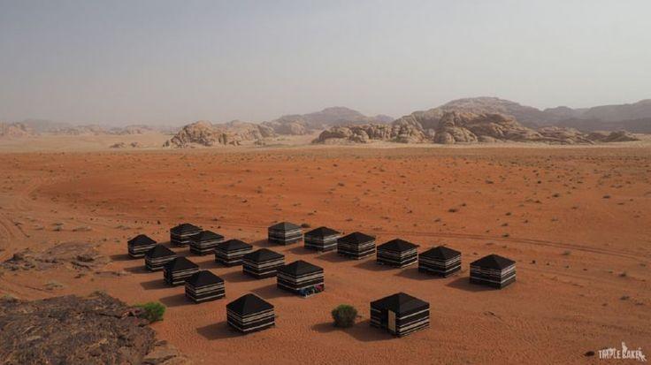 Wadi Rum, Rumshines camp