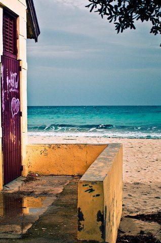 Mondello beach, Palermo, Sicily- it #palermo #sicilia #sicily