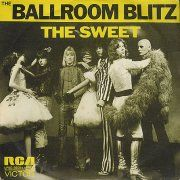 "The Sweet Ballroom Blitz Spain 7"" vinyl"