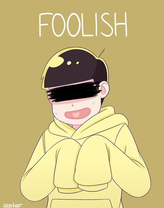 Osomatsu-san- Jyushimatsu #Anime「♡」 Hurtful Words