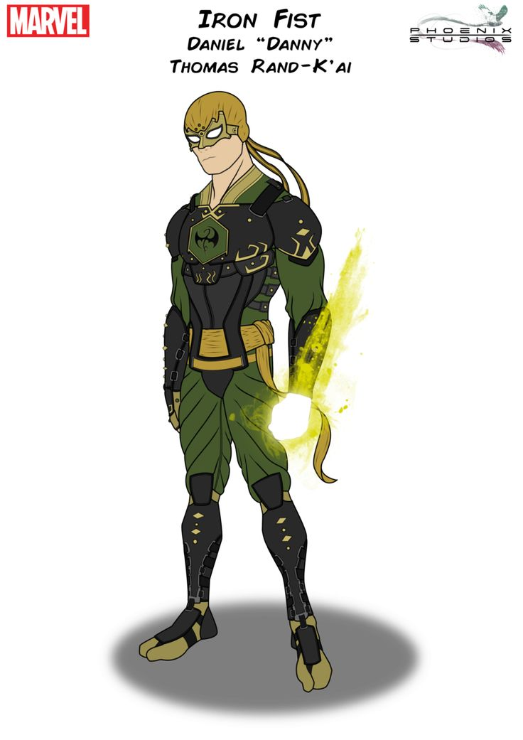 Iron fist website