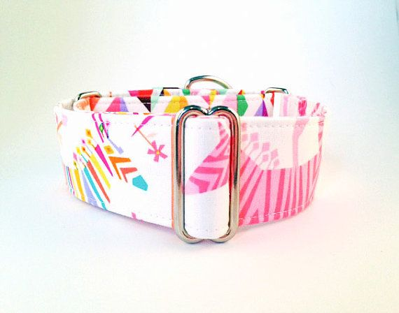 Zeebz in Pink 1.5 Martingale 2 Martingale by WetherbyMartingaleCo