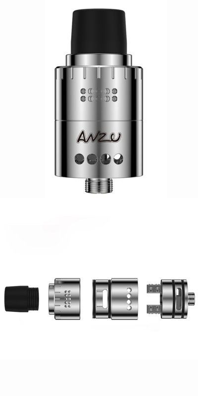 Electronic Cigarettes | Original Youde UD ANZU RDA Atomizer $17.49