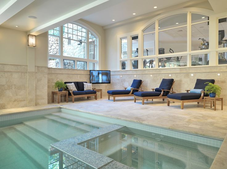Indoor Swimming Pool Gym 27 best indoor pools images on pinterest | luxury pools, indoor