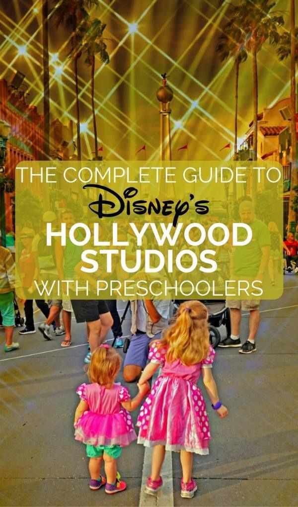 Planning a Walt Disney World vacation with toddlers or preschoolers? Get all the top tips for visiting Disney's Hollywood Studios with young kids, from food and restaurant recommendations to the best rides, shows, and character meet and greets.