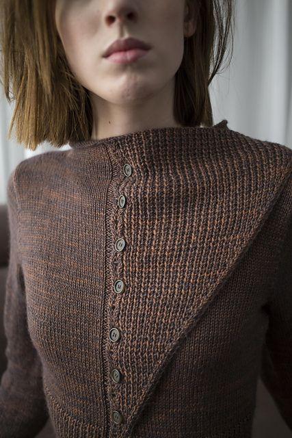 Ravelry: Metropolis pattern by Norah Gaughan